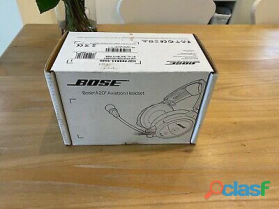 Casque d'aviation Bose A20 Bluetooth