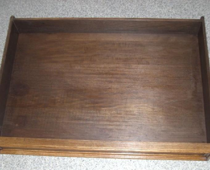Ancien grand tiroir – rustique 30.2