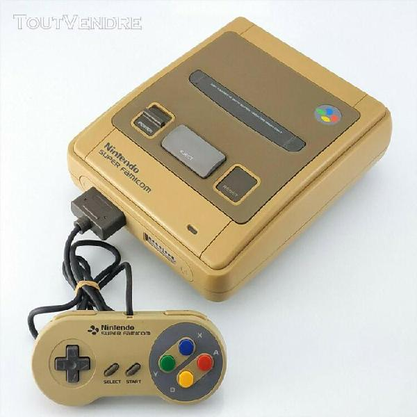 console nintendo super famicom sfc jap japan