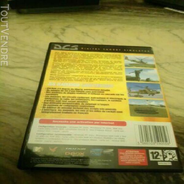 dcs black shark flight simulator pc complet
