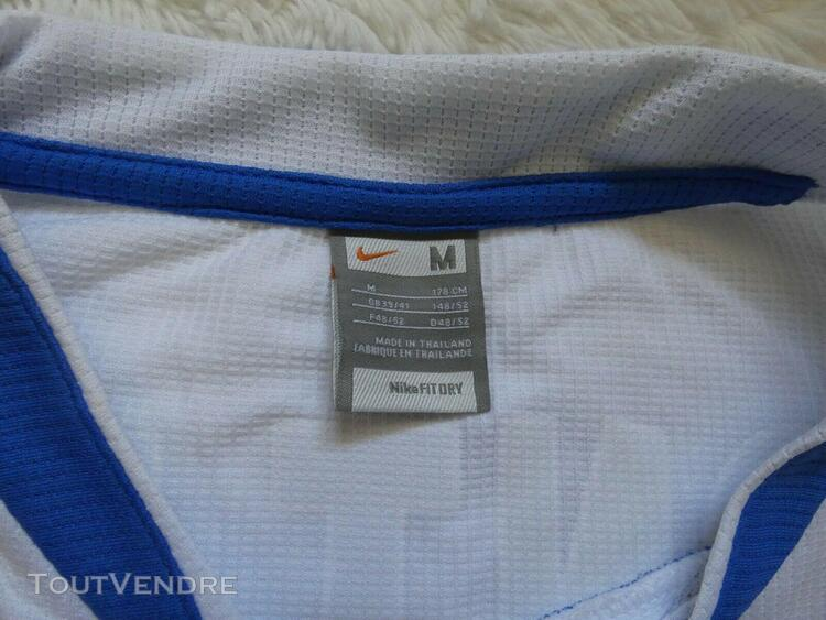 Maillot porté ancien montpellier foot montano