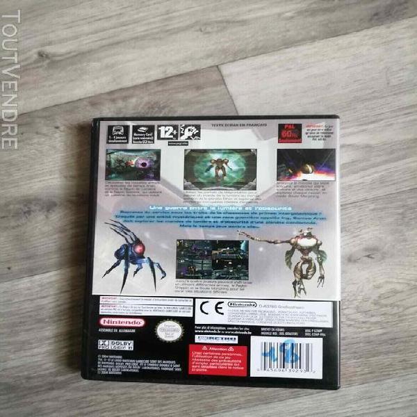 metroid prime 2: echoes (gamecube, 2004)