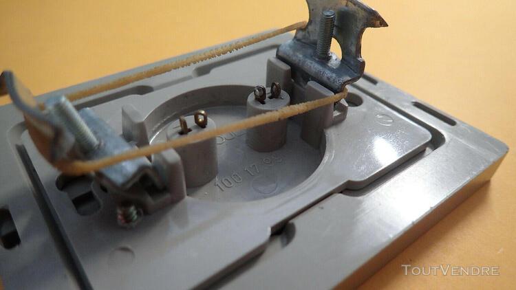 arnould 1001 - prise double haut parleur prise hp arnould 10