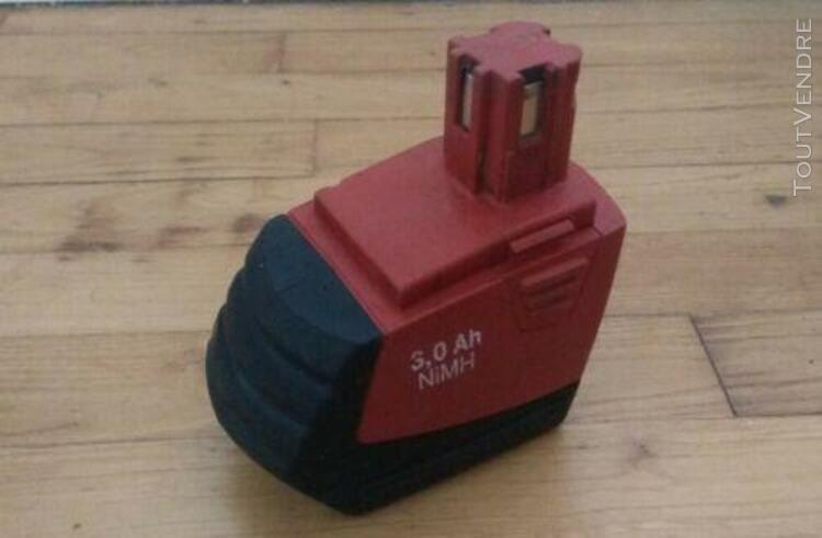 batterie hilti sfb 155 reconditionné accu 100%neuf