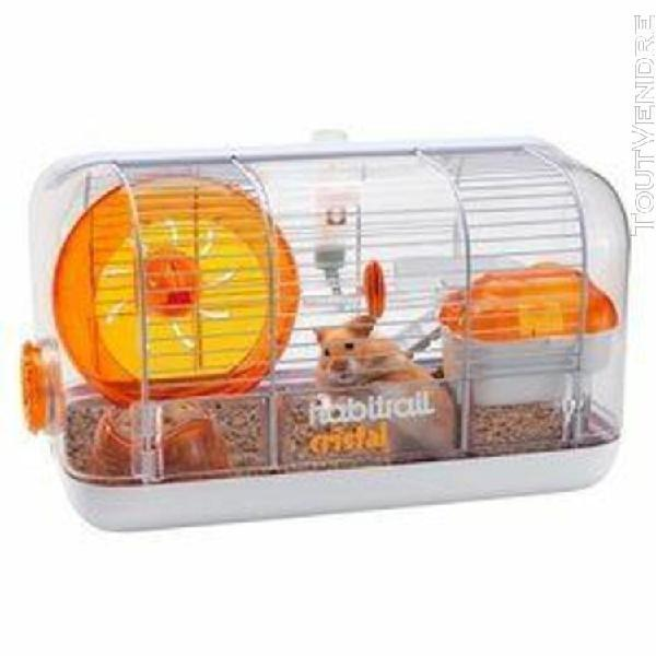 Cage hamster habitrail cristal