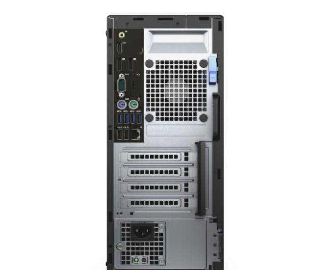 Dell optiplex 7040 mt core i7-6700 8gb 500gb ssd m.2 + 500 g