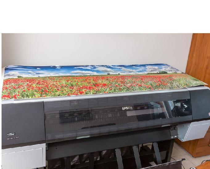 Imprimante epson stylus pro 9900 et consommables