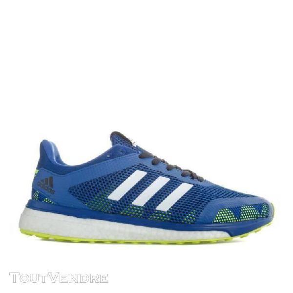 Adidas baskets de running response - homme - bleu - 45 1-3 a