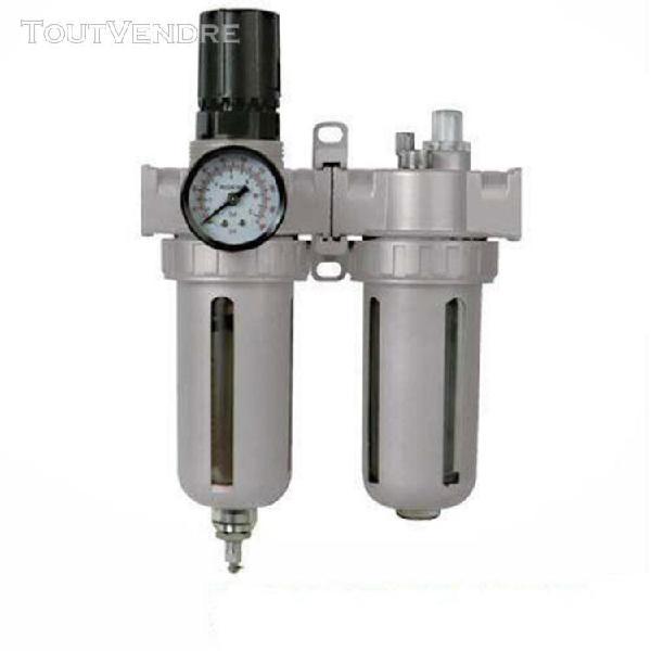 Filtre régulateur lubrificateur pour air comprimé