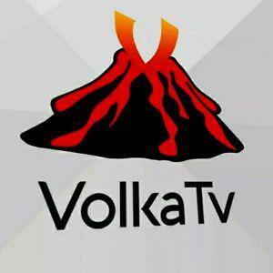 Volka x/pro abonnement 12 mois (smart tv, android,m3u)