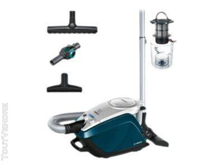 Bosch relaxx/'x bgs5fmly - aspirateur - traineau - sans sac