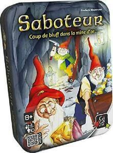 Gigamic - amsabo - jeu de carte - saboteur