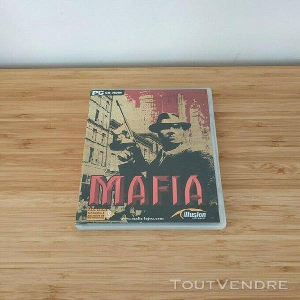 Jeux video pour pc mafia take 2