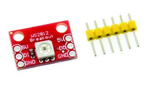 Module chip led rgb type ws2812 (compatible arduino) -