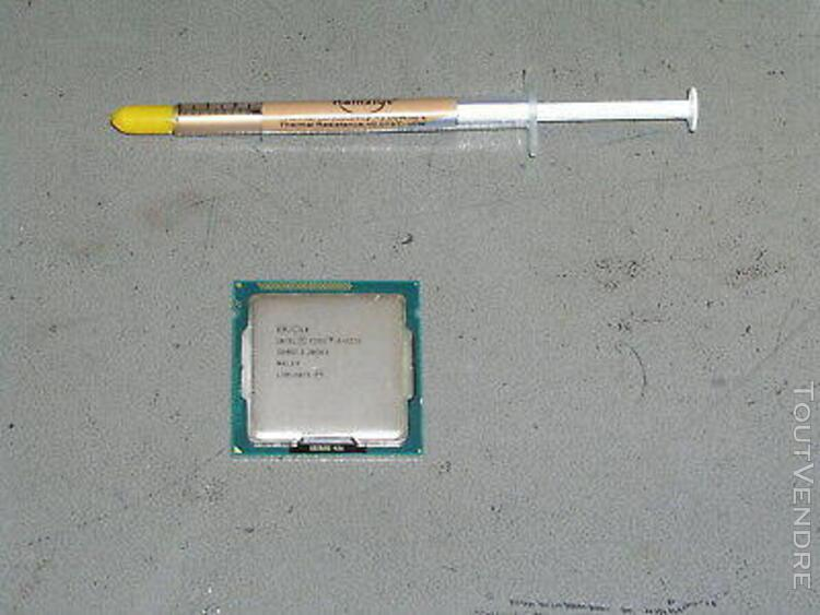 Processeur intel core i3-3225 3.3 ghz sr0rf lga 1155