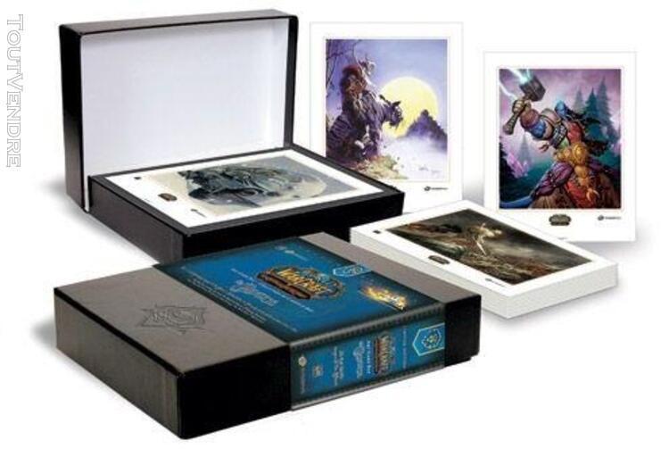 World of warcraft jcc - allianza boxed art card