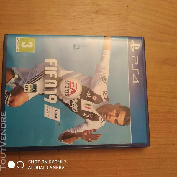 Jeux vidéo ps4
