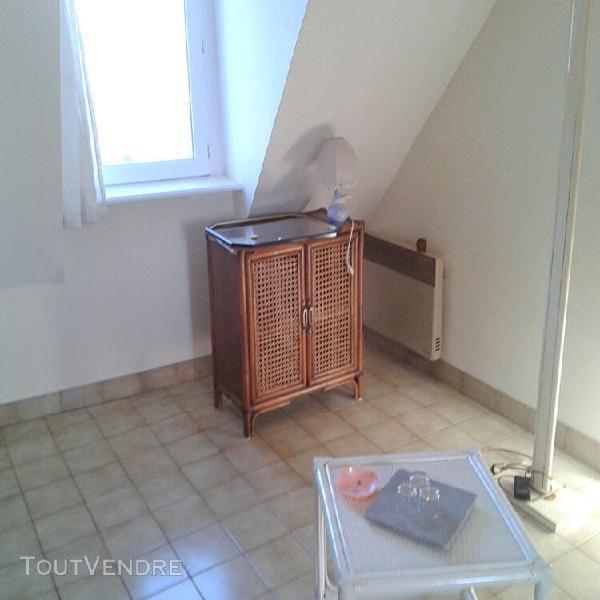 Location: appartement t1 (19 m²) à avranches