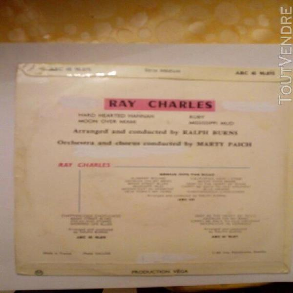 45 tours - ray charles /  abc 45 90.875 /