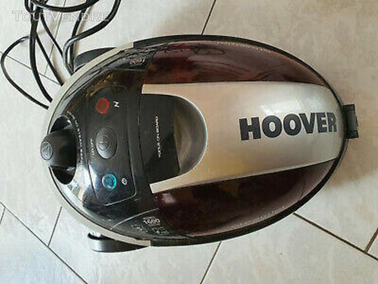 Nettoyeur vapeur hoover steamjet compact scm1600 pression 5