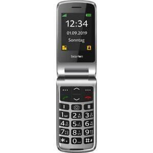 Téléphone portable à clapet beafon sl495 sl495_eu001bs