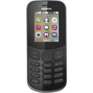 Téléphone portable double sim nokia 130 a00028478 noir 1