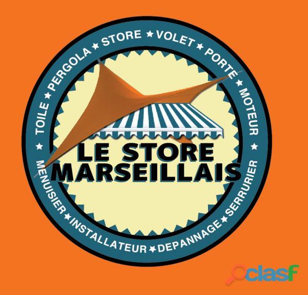 Fournisseur toile de store Marseille