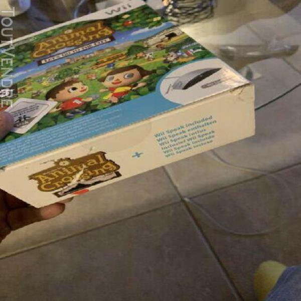 Animal crossing: lets go to the city (nintendo wii)