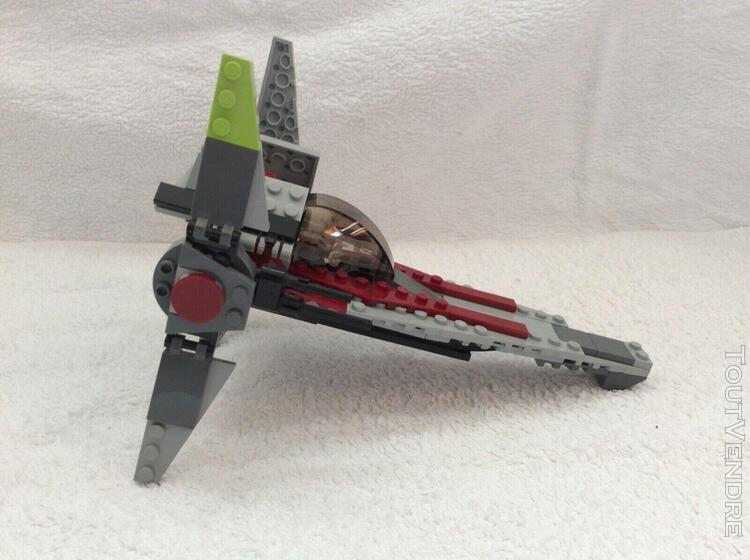 Lego star wars 6205 de 2006 v wing fighter