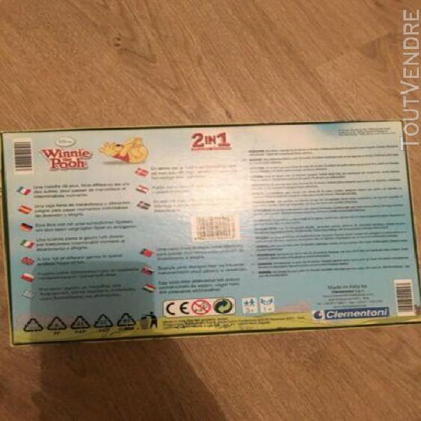 Puzzle winnie l'ourson 35 pièces