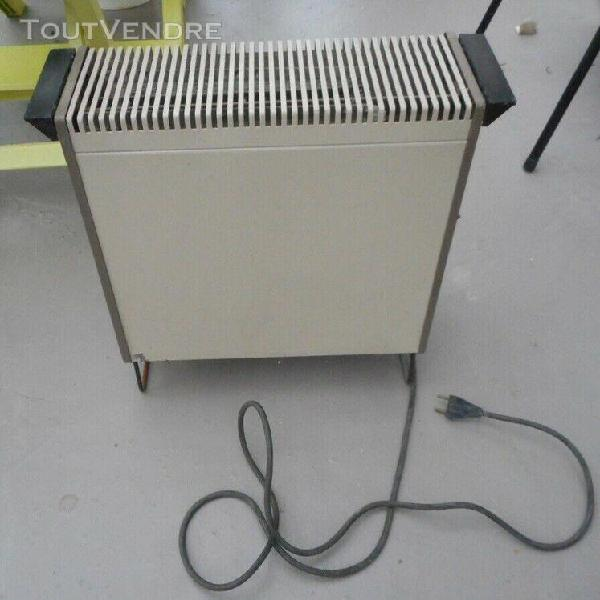 Radiateur électrique d'appoint portatif noirot modèle