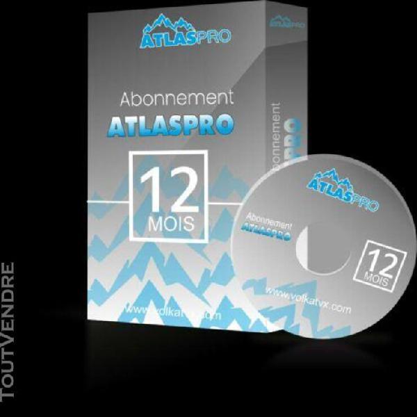 Atlas pro ontv activation 12 mois envoi gratuit et rapide 5