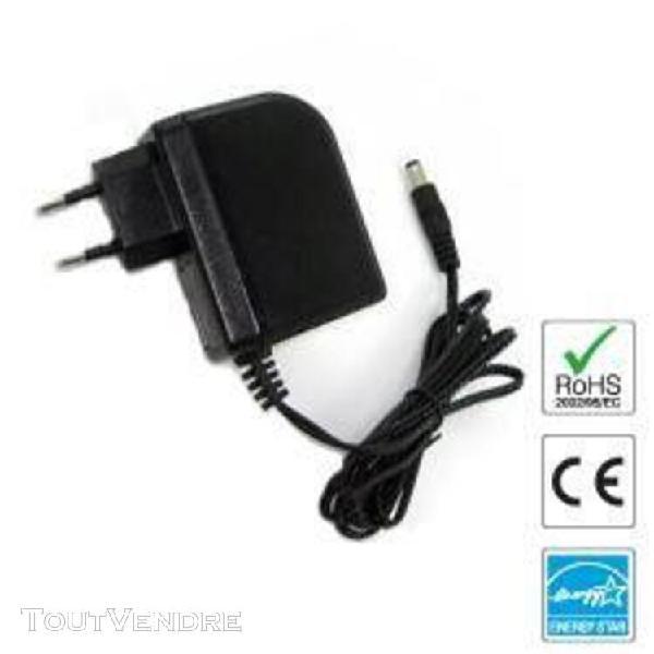 Chargeur / alimentation 9v compatible avec clavier midi ales