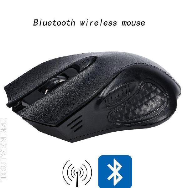 Clavier souris sans fil bluetooth 3.0 1600dpi optical gaming