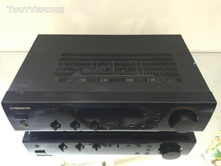 Compact disc player platine lcteur cd pioneer pd-103 laser