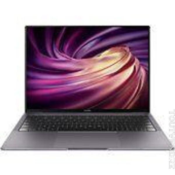 Huawei matebook x pro - core i7 8565u - win 10 familiale 64