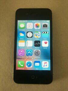 Iphone 4s 16go noir débloqué
