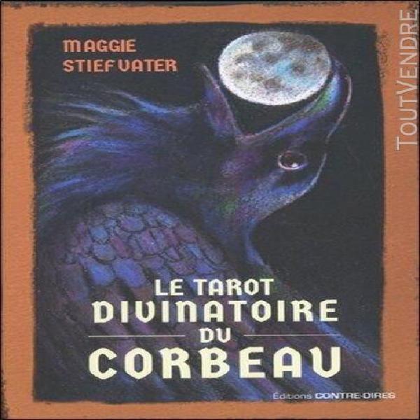 Le tarot divinatoire du corbeau - avec 78 cartes