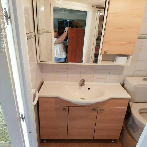 Armoire glace salle bain offres mai clasf - Armoire a glace salle de bain ...