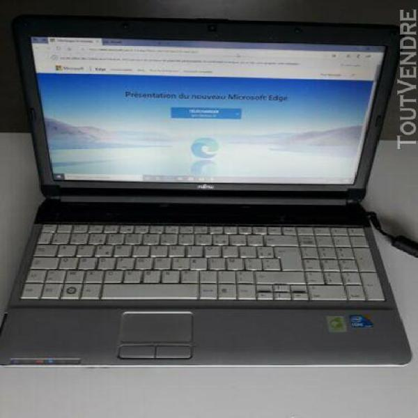 Pc portable fujitsu lifebook a530 hs