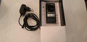 Téléphone mobile alcatel ot-c550 - noir métallique