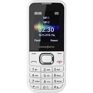 Téléphone portable double sim 1.77 pouces swisstone sc 230