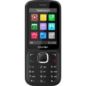 Téléphone portable double sim beafon c170 c170_eu001b noir