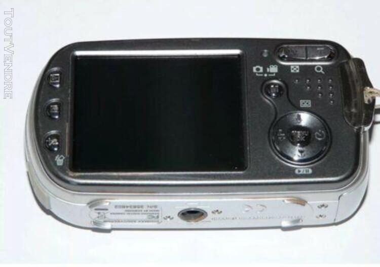 Samsung digimax a50 5.0 mp - digital appareil photo - argent