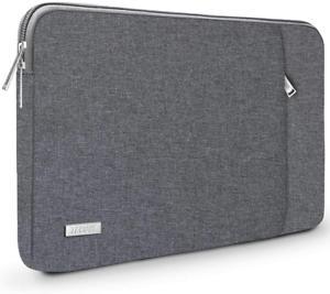 Macbook Microsoft pour Acer Dell HP ASUS Aucase 13,3 14 Pouces Housse Ordinateur Portable en Protecteur Cover PU Pochette Sacoche Medion Lenovo 13,3 Pouces, PU Rosado Alienware