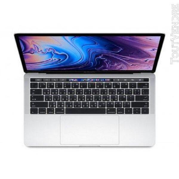 """Apple macbook pro 2018 mr9v2 i5 13"""""""" 512 go + 8 go ram 2;3 g"""
