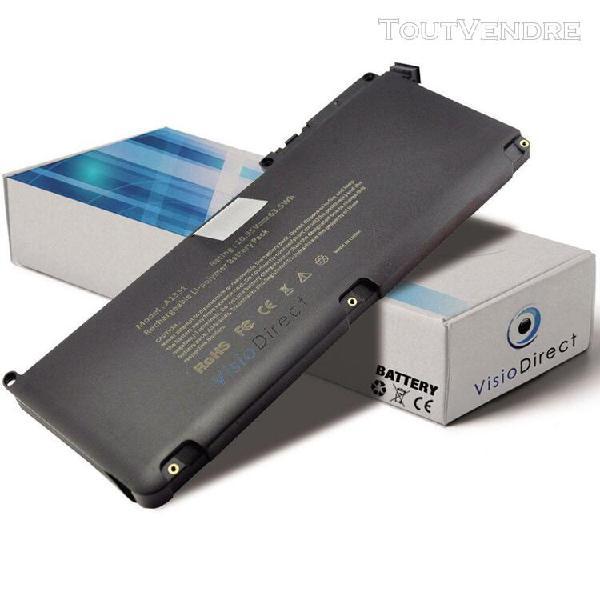 """Batterie pour ordinateur portable apple macbook pro 13"""" 15"""""""