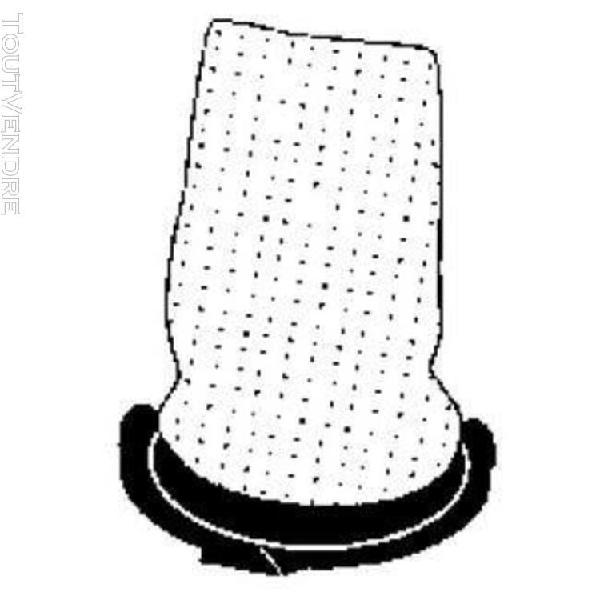 Filtre mousse conique aspirateur thomas powerpack 1616