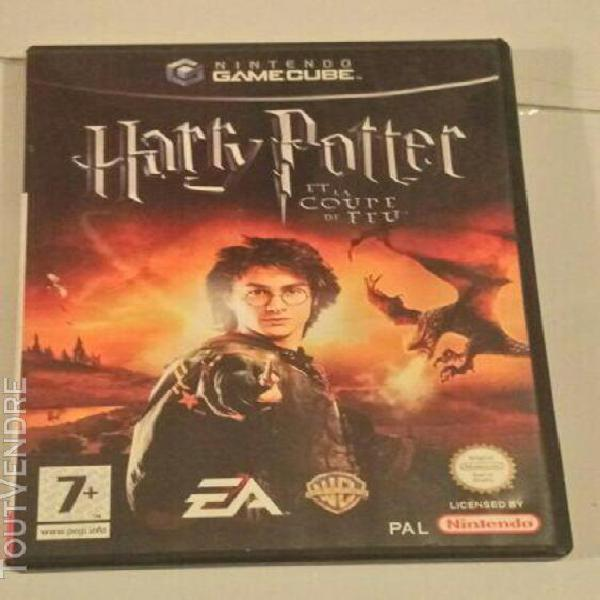 Harry potter et la coupe de feu !! nintendo gamecube