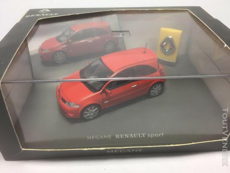 Renault sport mégane ii rs universal hobbies 1/43